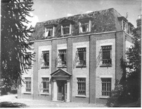 1930s new building